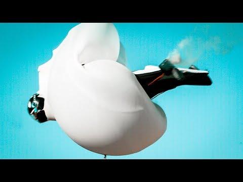 connectYoutube - Insane Wingsuit Trick Shots! 147 MPH!