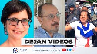 ????? | Arrestados del MRS (UNAMOS) dejan mensajes grabados