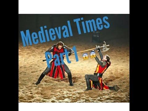 Vlog - Medieval Times (Part 1)
