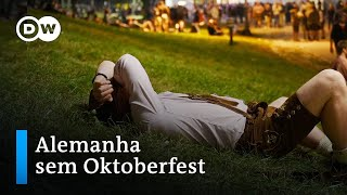 Baviera de luto após suspensão da Oktoberfest