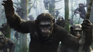 Dawn of the Planet of the Apes: Humanising a Cast of Primates