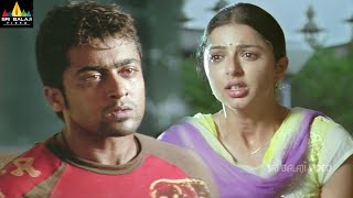 Nuvu Nenu Prema Movie Bhumika Emotional Scene | Suriya | Telugu Movie Scenes | Sri Balaji Video - SRIBALAJIMOVIES