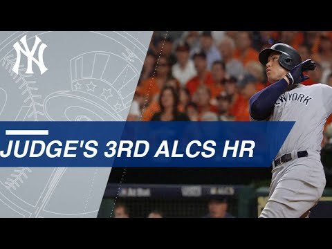 Aaron Judge smashes a solo homer in the 8th