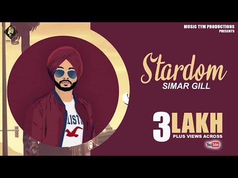 STARDOM LYRICS - Simar Gill   Sikander Kahlon
