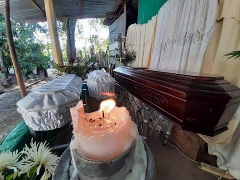 Sepultan a las victimas de parricidio en Gualán