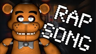 ANIMATED Five Nights at Freddy's Rap Song Music Video!
