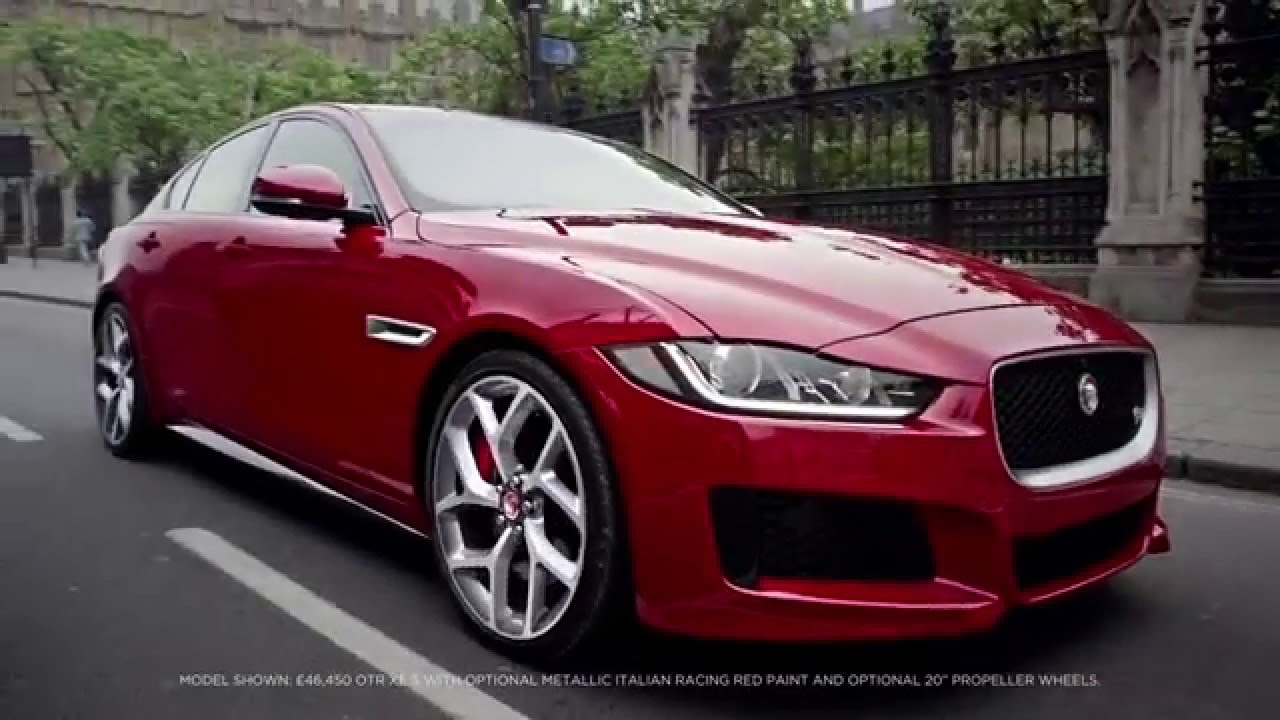 Jaguar XE | The Sports Saloon Redefined