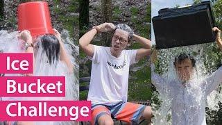 DigitalRev TV ALS Ice Bucket Challenge - Kai Wong & Lok C