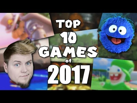 connectYoutube - Arlo and Lockstin's Top 10 Games of 2017