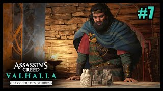 FAVEURS DU NORD (AC Valhalla La Colère des Druides #7) [FR]
