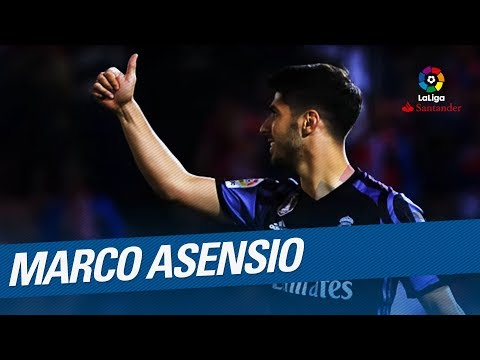 Marco Asensio's breakout year
