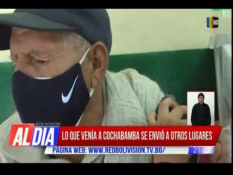 Cochabamba: alta demanda y cada vez menos vacunas