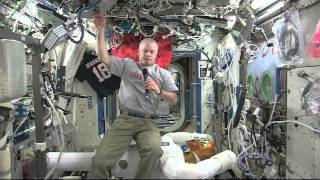 NASA Space Station Commander Discusses Life And Work Floating In Space with Denver Media