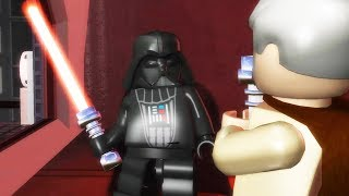 LEGO Star Wars The Complete Saga Walkthrough Part 23 - Garbage!
