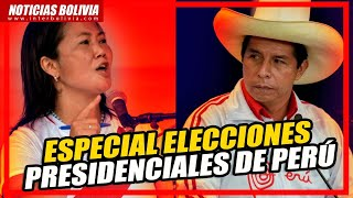 ???? ESPECIAL INFORMATIVO ELECCIONES PRESIDENCIALES PERÚ 2021 ????????