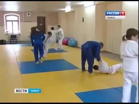 Томские дзюдоисты завоевали золотые медали на соревнованиях в Новосибирске