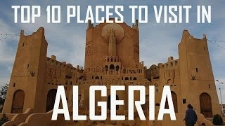 Algeria Tourist Attractions: Travel Algejria