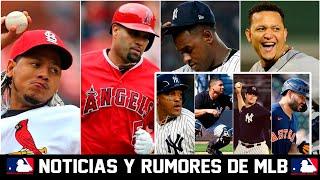 MLB /Luis Severino Sera Operado ???? Miguel Cabrera Defiende Altuve ???? Gerrit Cole Apoya A Gary Sanchez
