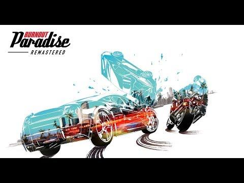 Burnout Paradise Remastered - Live Stream Part 3 - PS4 PRO