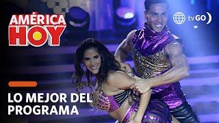 América Hoy: El paso de Melissa Paredes por el El Gran Show (HOY)