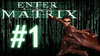 Enter the Matrix (Niobe) walkthrough Part 1 Post Office
