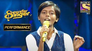 Tapolabdha Enchants The Judges Yet Again | Superstar Singer - SETINDIA