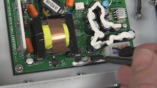 EEVblog #1044 - Siglent's $499 SDS1104X-E 4CH Oscilloscope Teardown