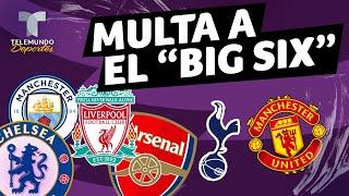 La millonada que pagará el Big Six por su intento de Superliga | Telemundo Deportes