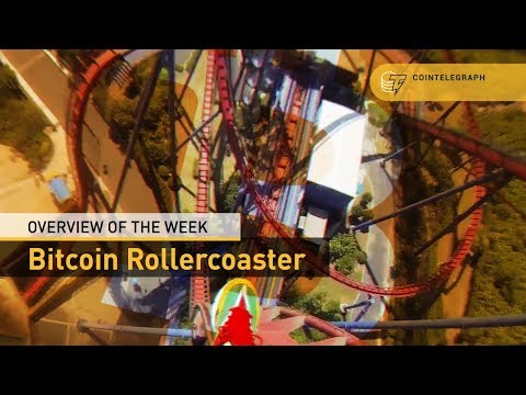Bitcoin Rollercoaster: Overview of the Week, April 1