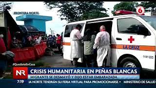 Crisis de migrantes nicaragüenses en frontera norte parece no tener un fin cercano
