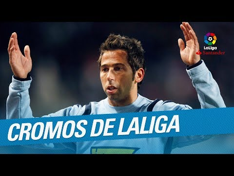 Cromos de LaLiga: Raúl Tamudo