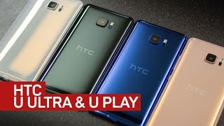 HTC U Ultra, U Play get into AI