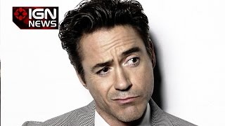 Robert Downey Jr. Tops Forbes Highest Paid Actors - IGN News