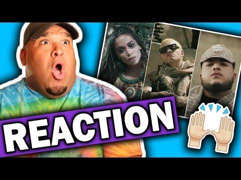 connectYoutube - J. Balvin, Jeon, Anitta - Machika (Music Video) REACTION