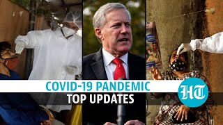 Covid update: USA 'not controlling' pandemic; India 90% milestone; vaccine trial