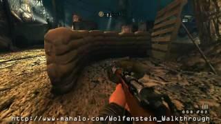 Wolfenstein Walkthrough - Mission 2: Dig Site Part 1