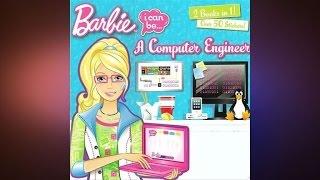 CNET Update - Computer engineer Barbie needs men to code for her