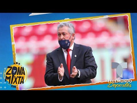 ¿Chivas renovará el contrato de Víctor Manuel Vucetich | Telemundo Deportes