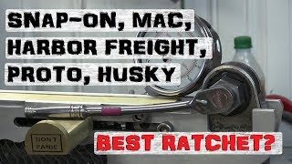 BOLTR: Snap-On Mac Husky HF SHOWDOWN | Torque 'em till they BLOW!