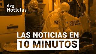 Las noticias del SÁBADO 16 de ENERO en 10 minutos I RTVE Noticias