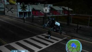 Transformers The Game Walkthrough part 5