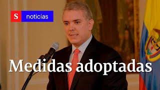 Gobierno de Iván Duque le habla al país antes de iniciar cuarentena por Coronavirus  Semana Noticias