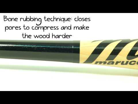 Marucci Albert Pujols Maple Wood Bat: AP5BN Adult