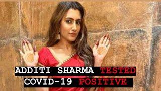 Star Plus actor, Additi Sharma TESTED POSITIVE | Shares an important message | Details Inside | - TELLYCHAKKAR