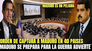 GUAIDO RECIBE AYUDA DE LA ONU - NICOLAS MADURO NO TIENE PODER EN VENEZUELA - DONALD TRUMP VENEZUELA