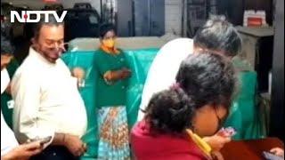 Bengaluru: Lockdown Lifted, Crowds Back - NDTV