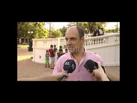 """SE INAUGURARON LAS OBRAS DE REMODELACIÃ""""N DE PLAZA CONSTITUYENTES"""