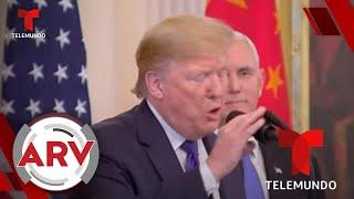 Comienza juicio político en el Senado mientras Trump insiste en su inocencia   Telemundo