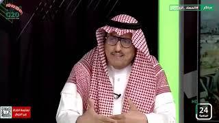 """محمد الدويش : نور الدين مرابط """" أخطأ """""""