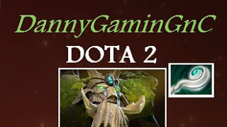 Dota 2 Treant Protector Ranked Gameplay with Live Commentary (offlane)